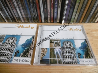 ITALY, A TRIP AROUND THE WORLD, CD