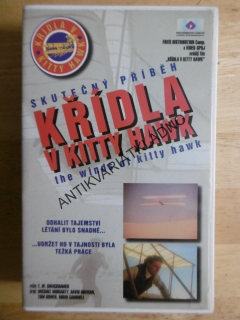 KŘÍDLA V KITTY HAWK