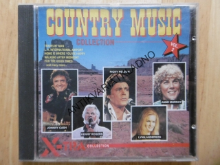COUNTRY MUSIC,  JOHNNY CASH, KENNY ROGERS, RICKY NELSON, CD HUDBA