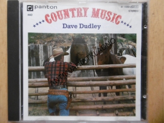 COUNTRY MUSIC, DAVE DUDLEY, CD HUDBA