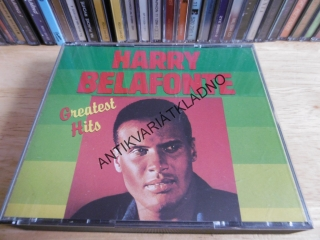 HARRY BELAFONTE, GREATEST HITS,  2 CD HUDBA