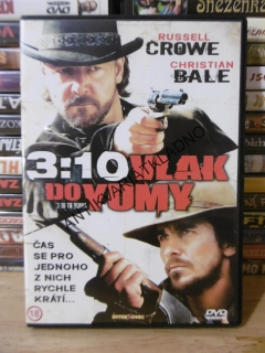 3:10 VLAK DO YUMY, DVD FILM