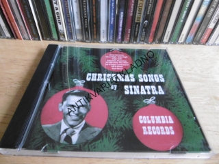 CHRISTMAS SONGS BY SINATRA,  CD