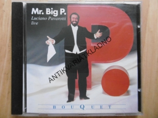 MR. BIG P., LUCIANO PAVAROTTI LIVE, CD