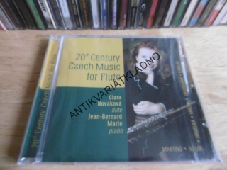 20 TH CENTURY CZECH MUSIC FOR FLUTE, CD