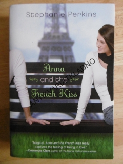 ANNA AND THE FRENCH KISS, STEPHANIE PERKINS,