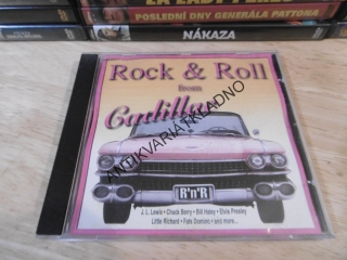 ROCK AND ROLL FROM CADILLAC, CD