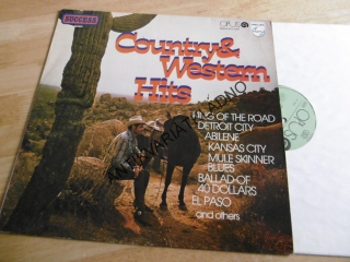 COUNTRY AND WESTERN HITS,