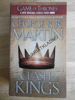 A CLASH OF KINGS, GEORGE R.R. MARTIN, ANGLICKY