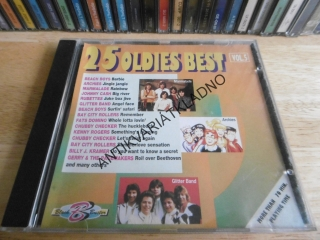 25 OLDIES 5., CD