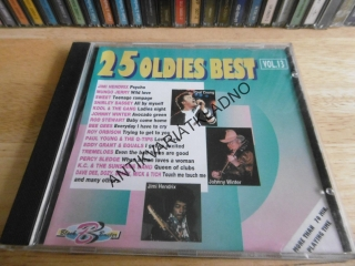 25 OLDIES 13., CD