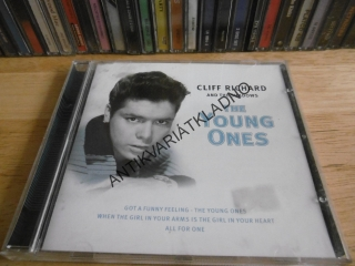 CLIFF RICHARD, THE YOUNG ONES, CD