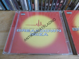 BREAKDOWN IBIZA,THE VERY BEST OF EUPHORIC DANCE, 2X CD HUDBA