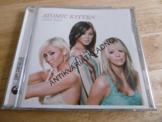 ATOMIC KITTEN, LADIES NIGHT, CD