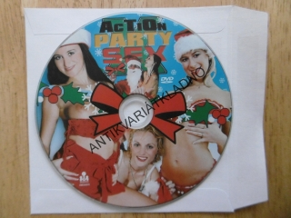 ACTION PARTY SEX, DVD FILM