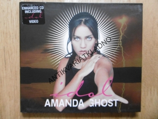 AMANDA GHOST, IDOL, CD HUDBA