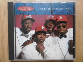 BOYZ II MEN, COOLEYHIGHHARMONY, CD
