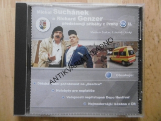 MICHAL SUCHÁNEK A RICHARD GENZER, CD