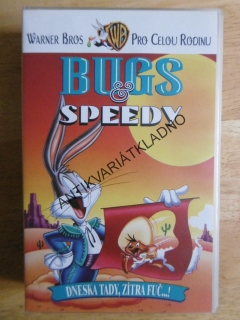 BUGS AND SPEEDY, VHS