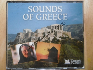 SOUND OF GREECE, 3X CD hudba