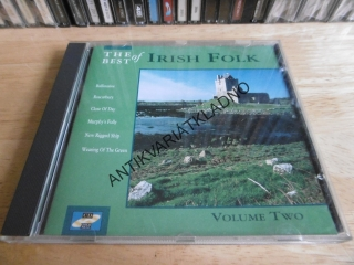 THE BEST OF IRISH FOLK, 2., CD HUDBA