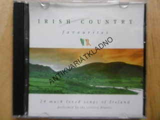 IRISH COUNTRY FAVOURITES, CD HUDBA