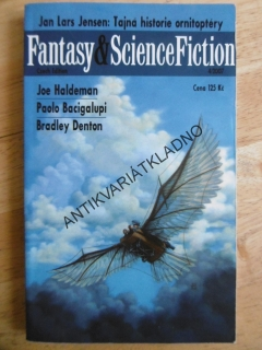 FANTASY A SCIENCE FICTION, 4/2007,  JAN LARS JENSEN, TAJNÁ HISTORIE ORNIOPTÉRY