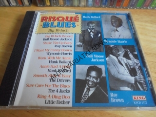 CD - RISOUÉ BLUES, BALLARD, BROWN, JACKSON