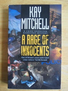 A RAGE OF INNOCENTS, KAY MITCHELL, ANGLICKY