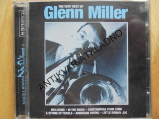 GLENN MILLER, THE VERY BEST OF, CD