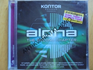 KONTOR ,ALPHA, THE SECOND CHAPTER, CD
