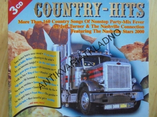 COUNTRY HITS, 3 CD