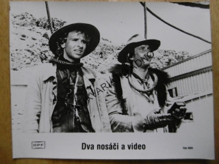 DVA NOSÁČI A VIDEO, FOTOSKA FILM NSR