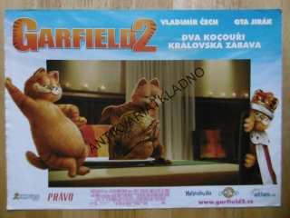 GARFIELD 2, FOTOSKA FILM USA