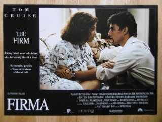 FIRMA, TOM CRUISE, FOTOSKA FILM USA