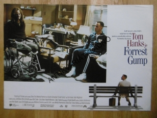 FORREST GUMP, TOM HANKS, FOTOSKA FILM USA