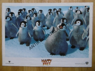 HAPPY FEET, FOTOSKA FILM USA