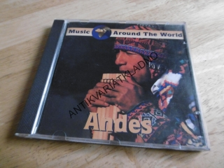MUSIC AROUND THE WORLD, ANDES, CD