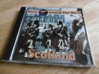 MUSIC AROUND THE WORLD, SCOTLAND, CD